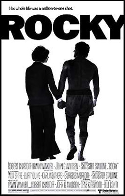 """Rocky"" is one of those words that looks unwordlike if you see it once too often."