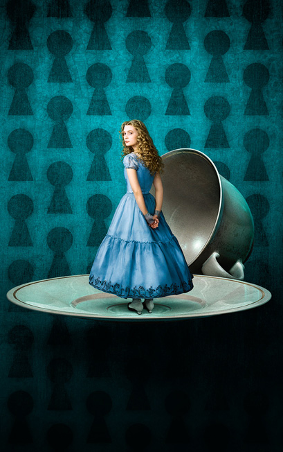 "Tim Burton's ""Alice in Wonderland"""